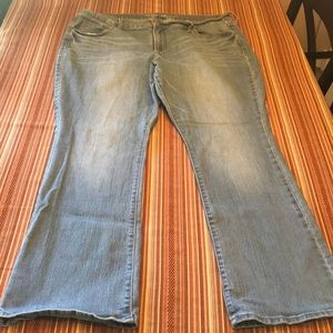 Old Navy curvy jeans size 18